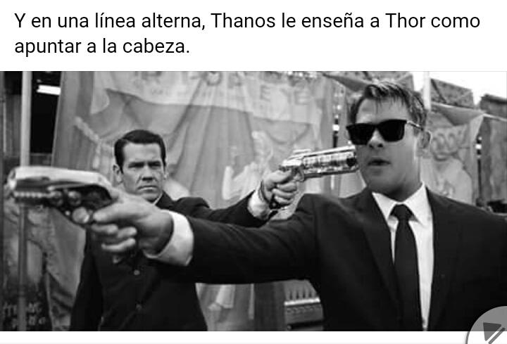 TIERRA ALTERNA - meme