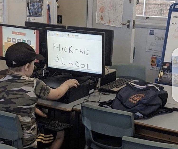 icab as a kid - meme