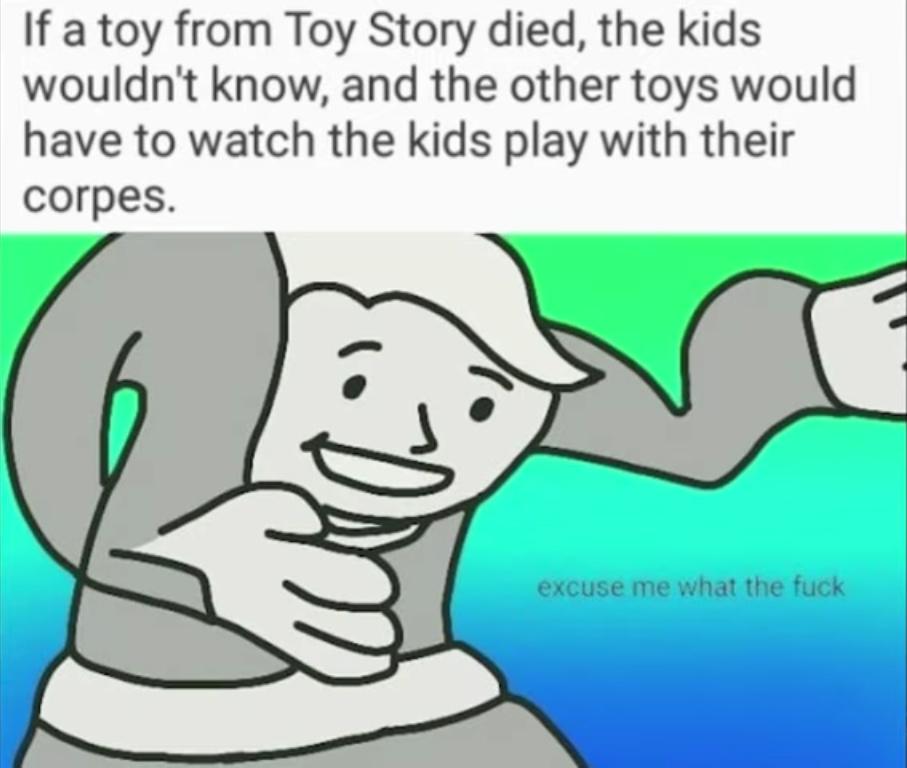oh thats dark - meme