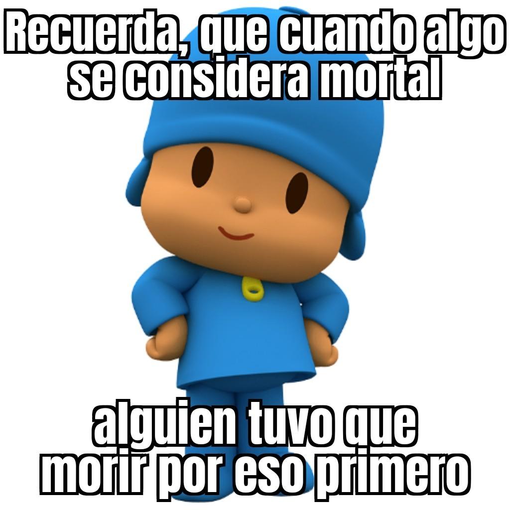 A :) - meme