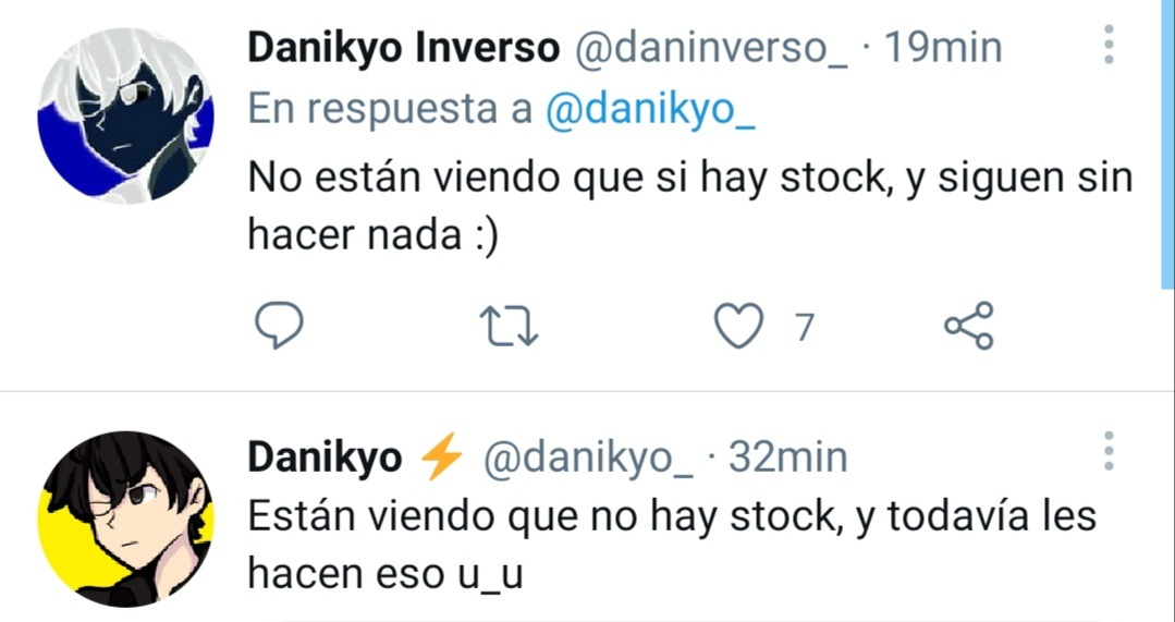 Danikyo inverso: todo bien - meme