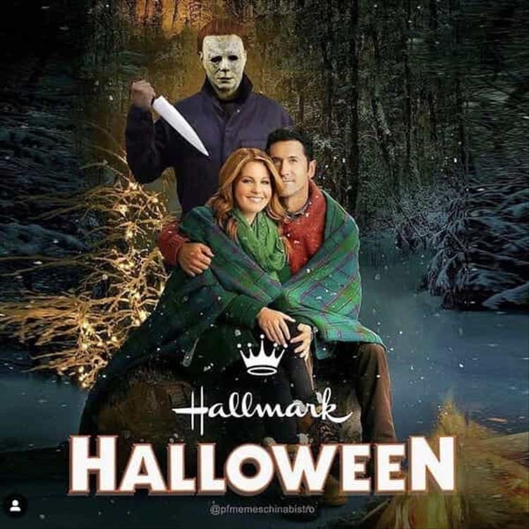 hallmark's new movie - meme
