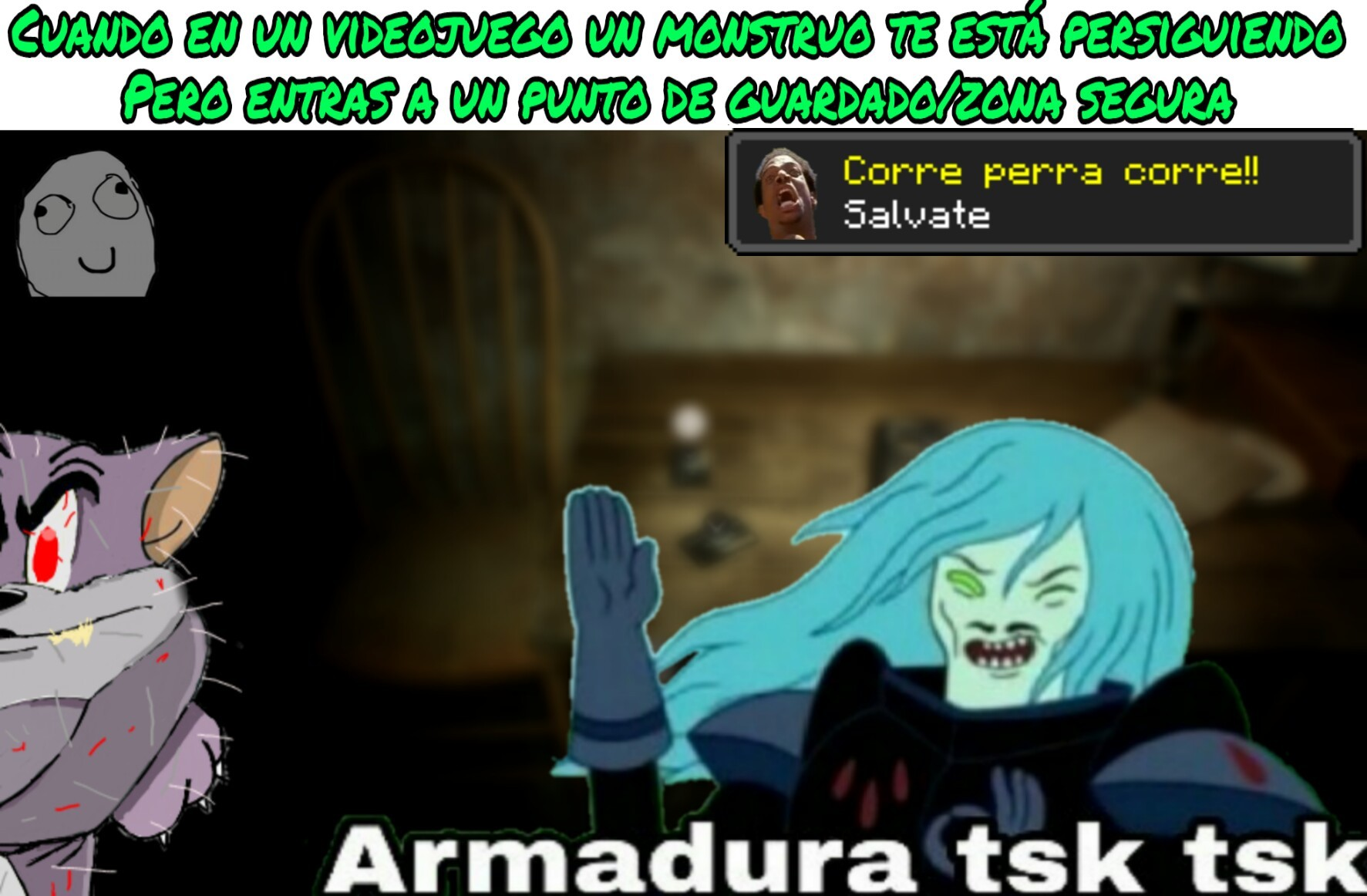 Logros ughu :happy: - meme