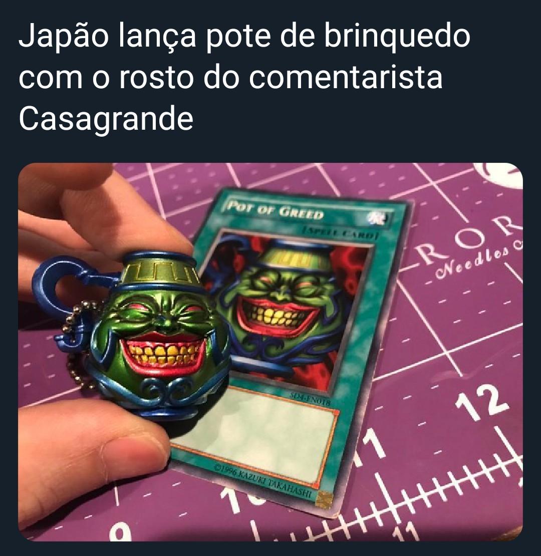 Pote da Farinha - meme