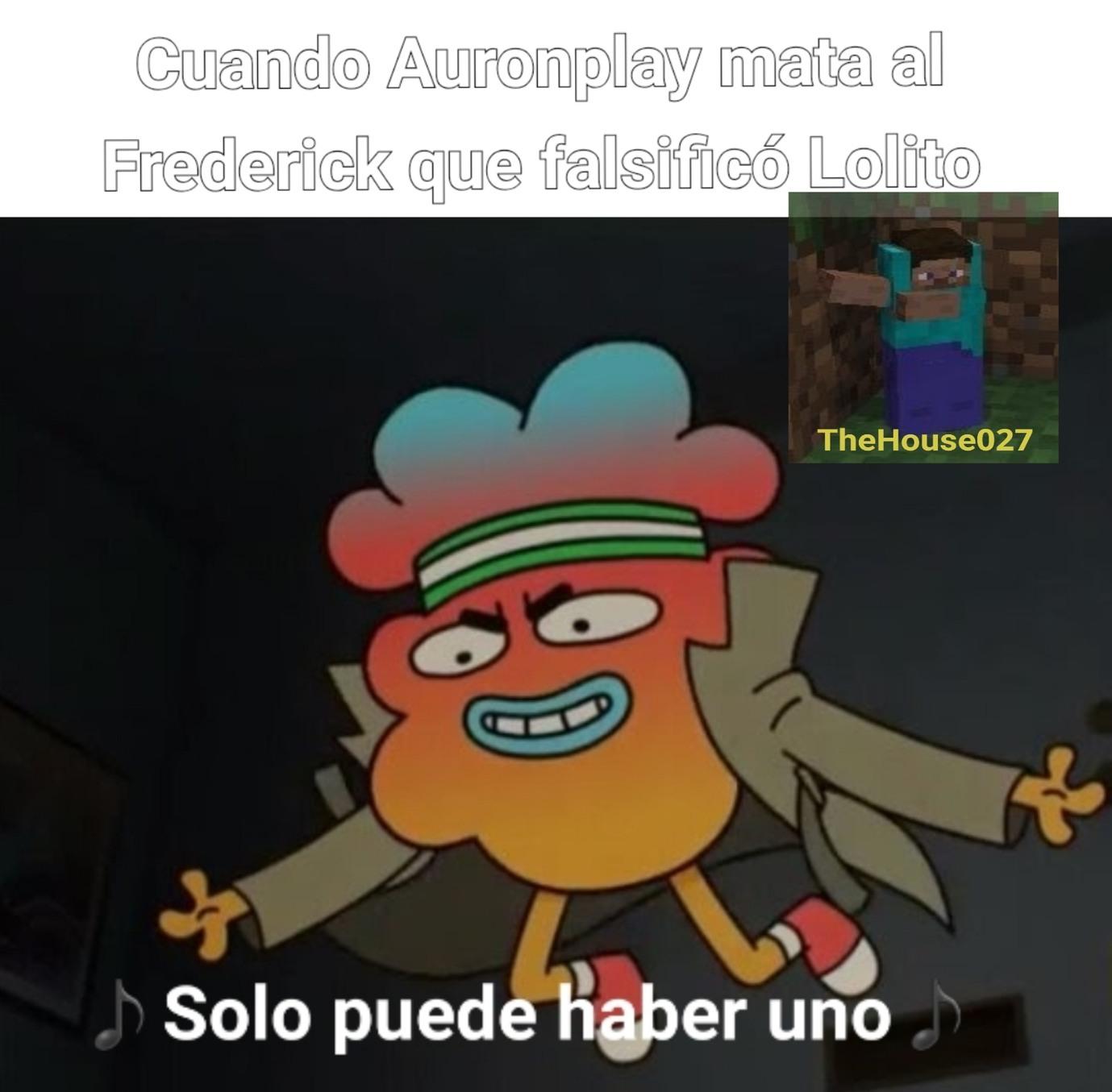 Frederick - meme
