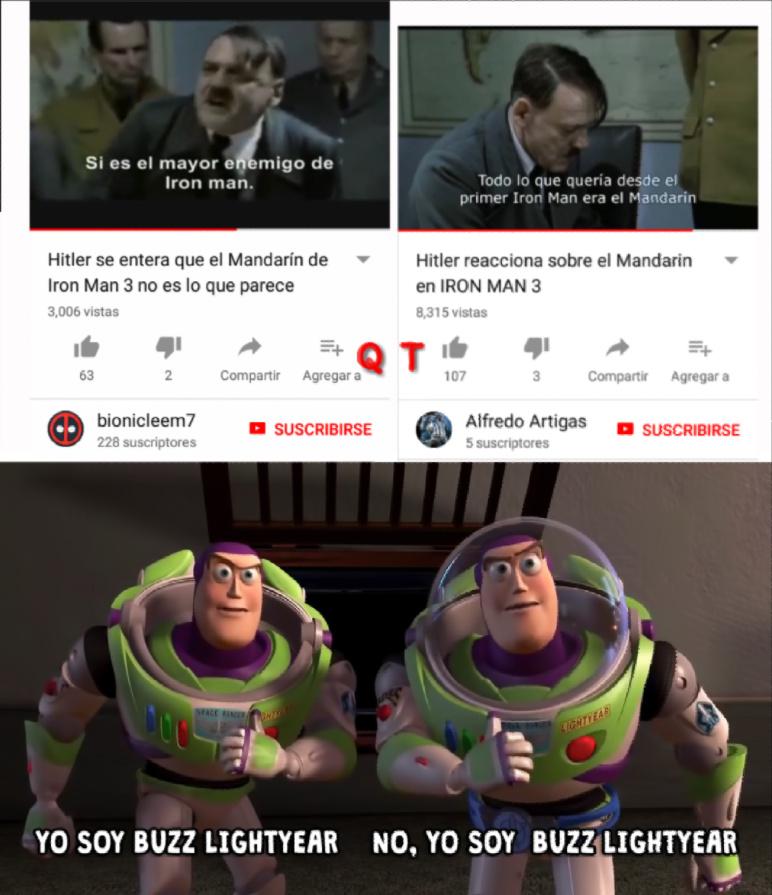El mandarin - meme