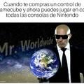 Mr console