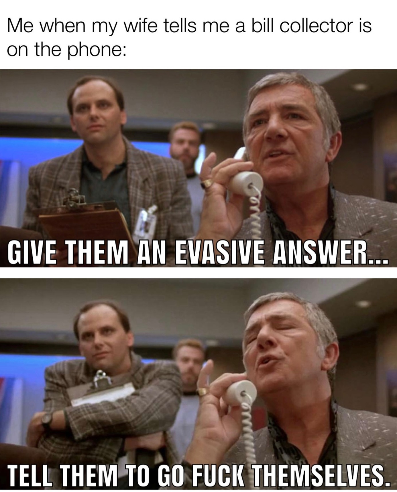 Bills Bills Bills - meme