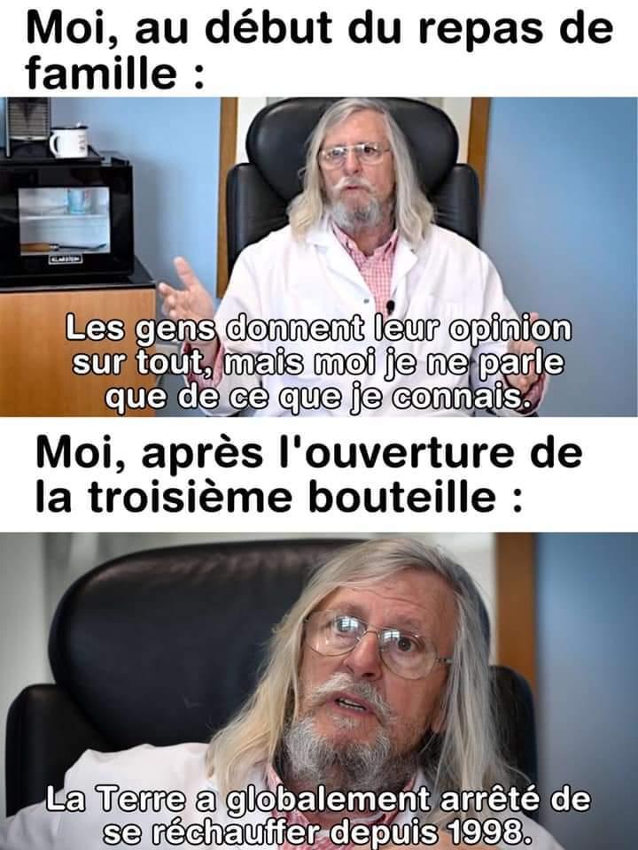 Sacré Raoult - meme