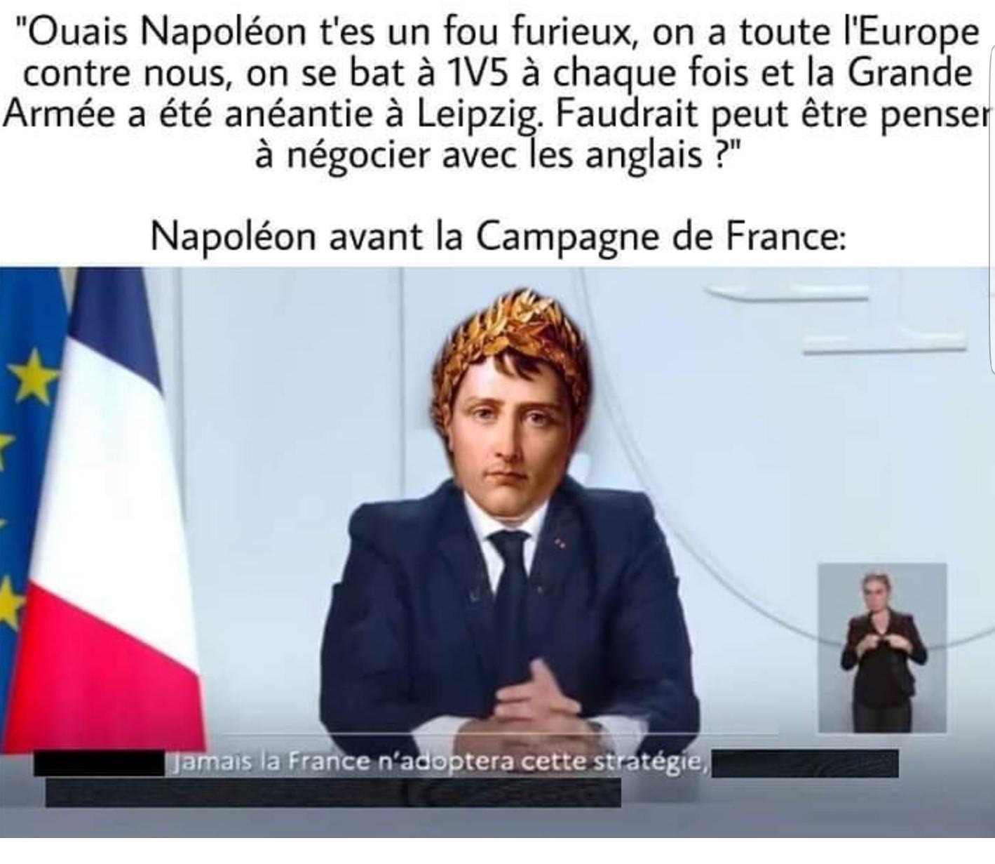 MORT À L'ANGLOIS! - meme