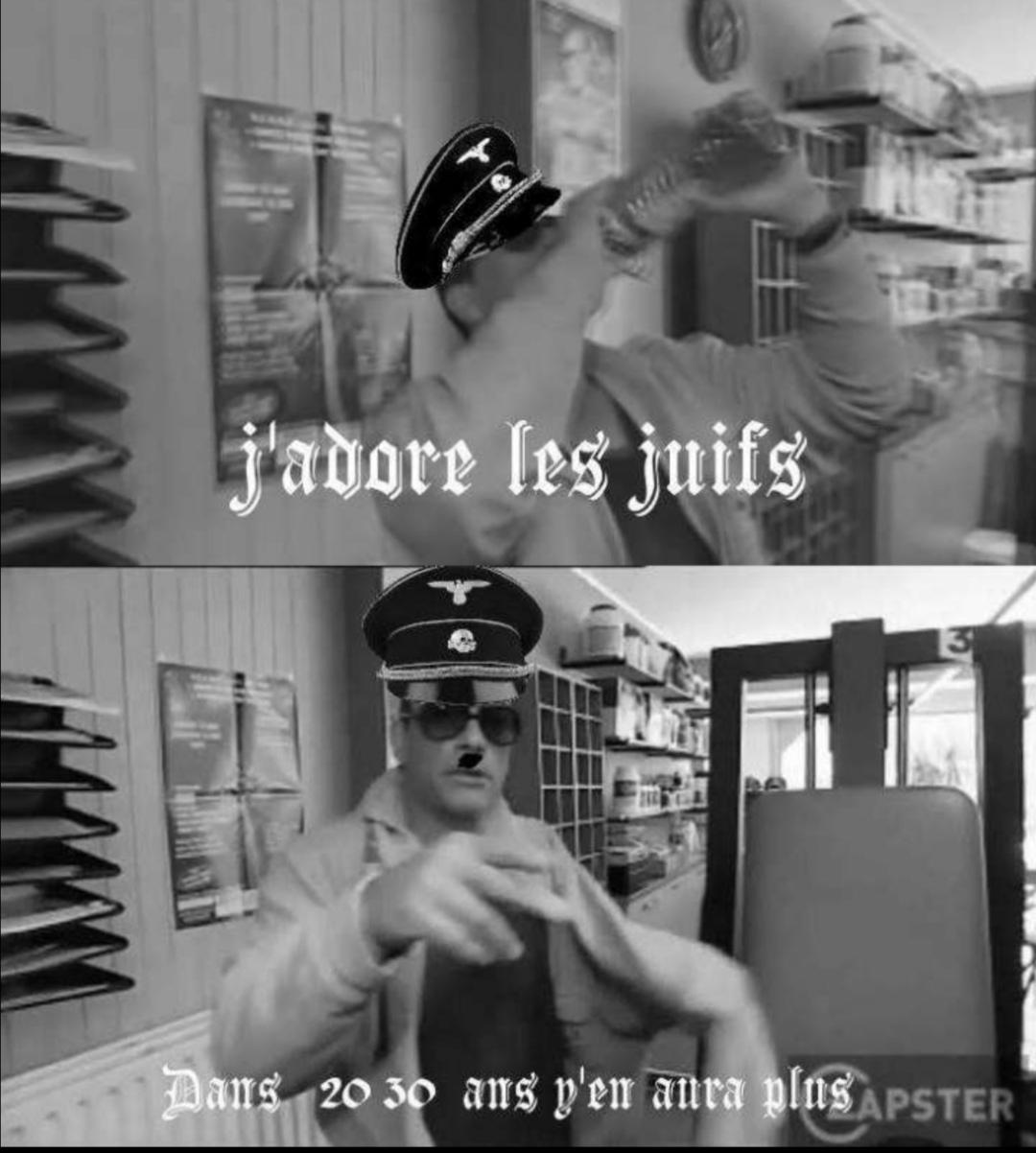 JCVD in a nutshell - meme