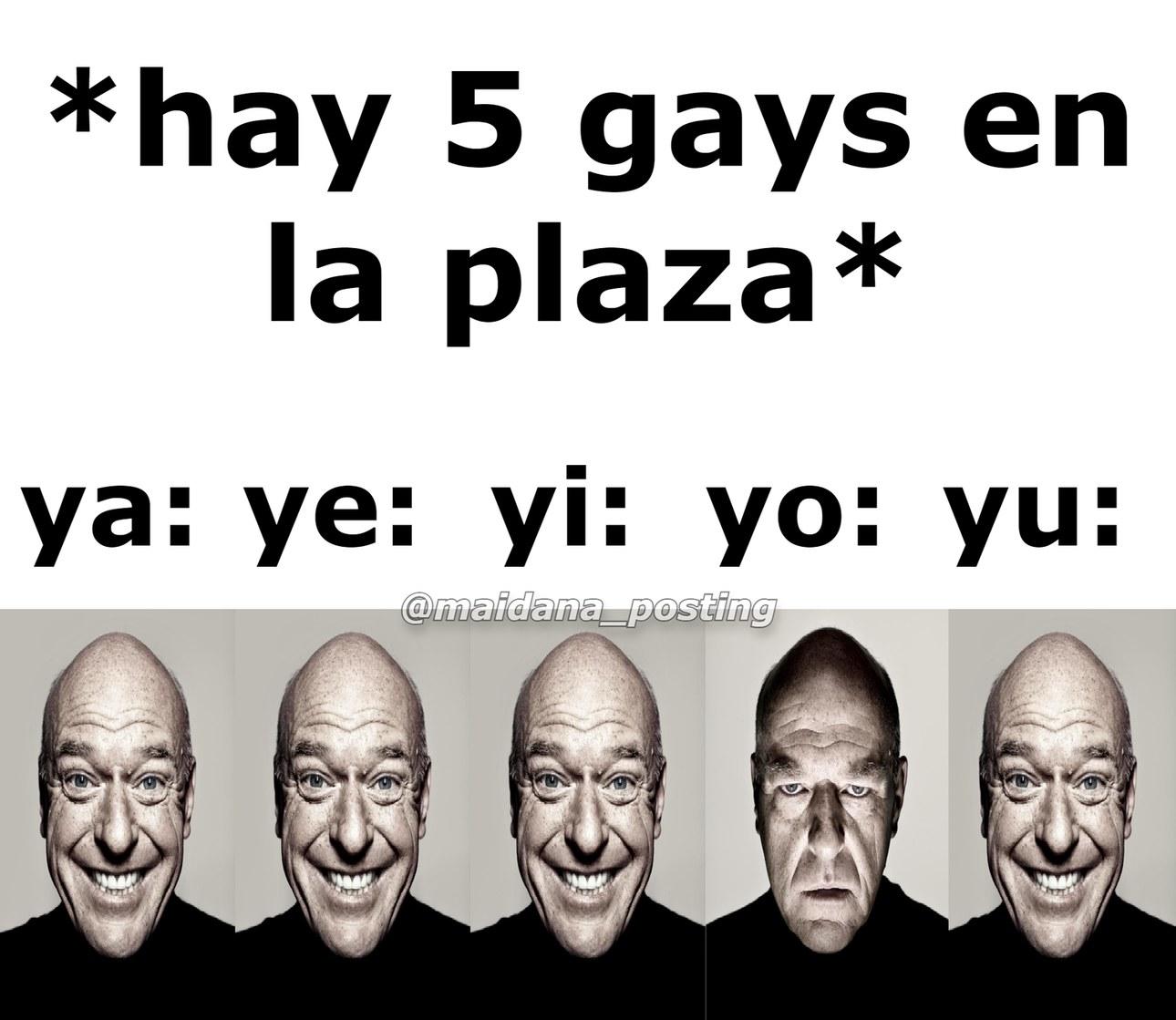 AY YOOOOOO - meme