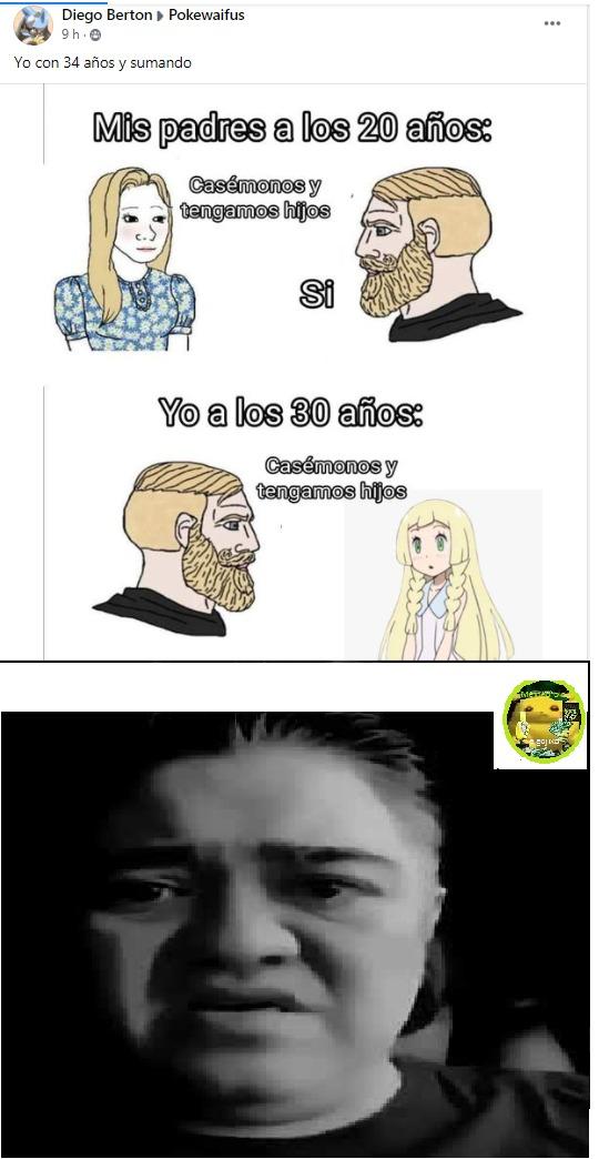 maldito nintendero fan de cuties - meme