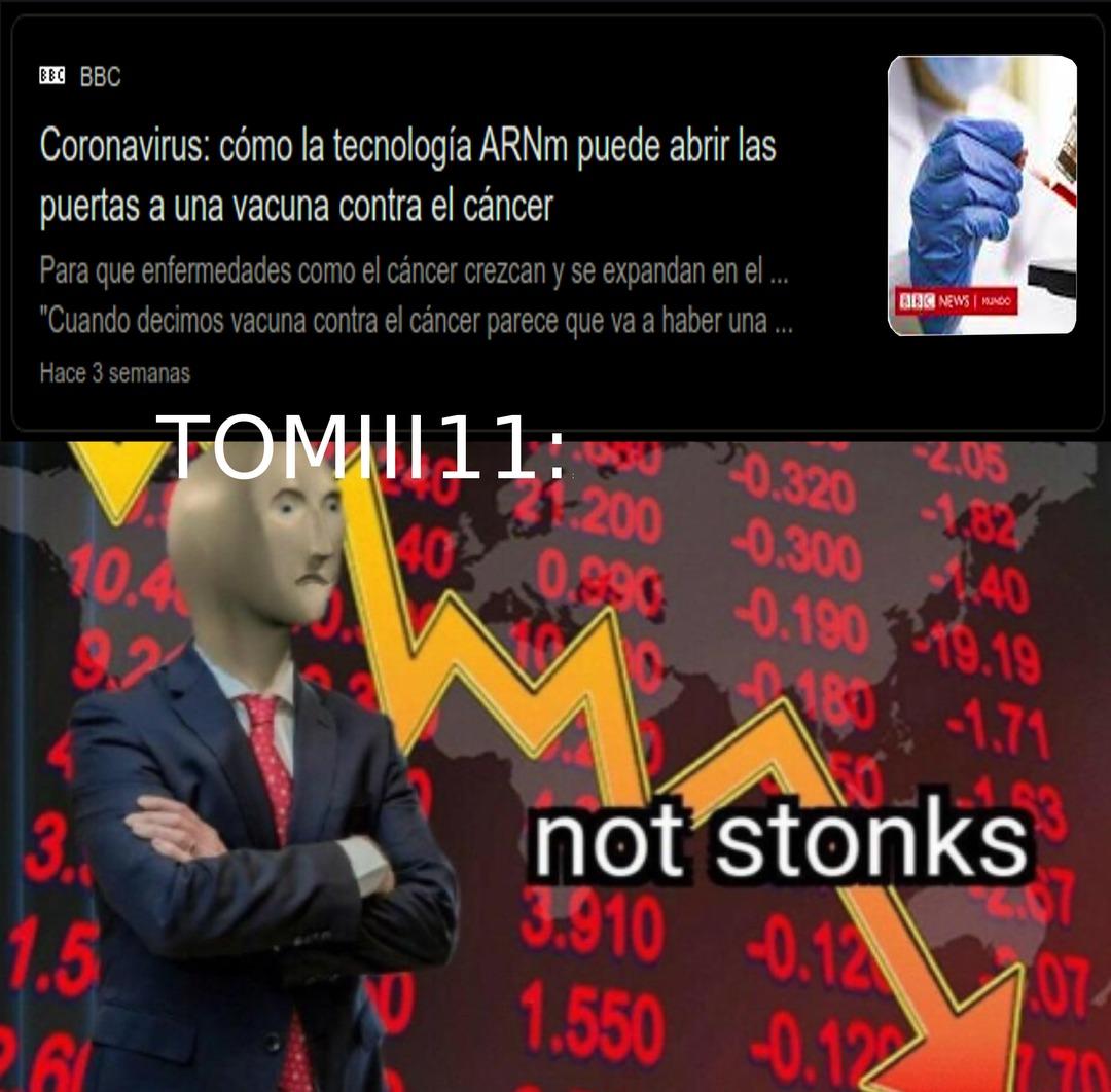 Quien era tomiii11 - meme