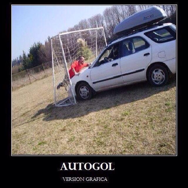 autogol - meme