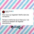 Les Meilleurs CM Netflix !