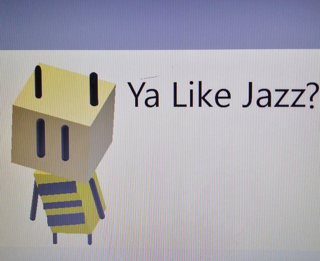 Ya like jazz en Paint 3D xd (lo hice yo por si mas dudas) - meme