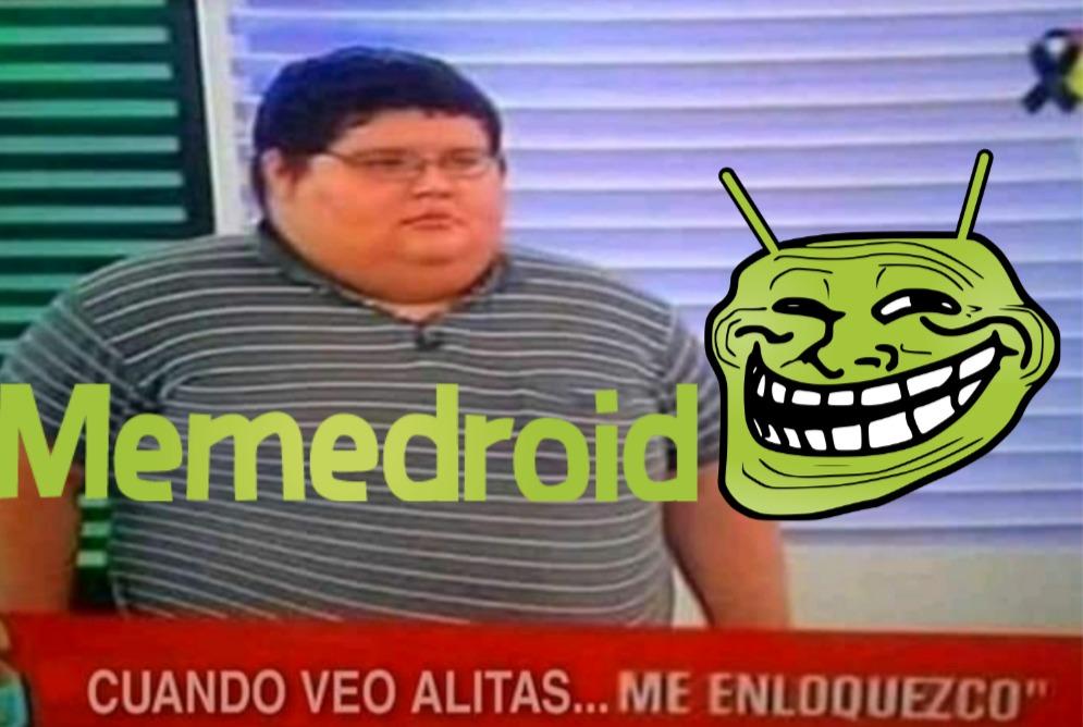 Memedroid es la mejor web en español para ver, compartir, votar y crear memes de formar rápida y sencilla. ¡Visita la página o descarga nuestra app!