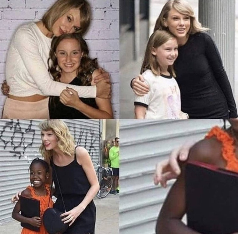 Based Taylor - meme
