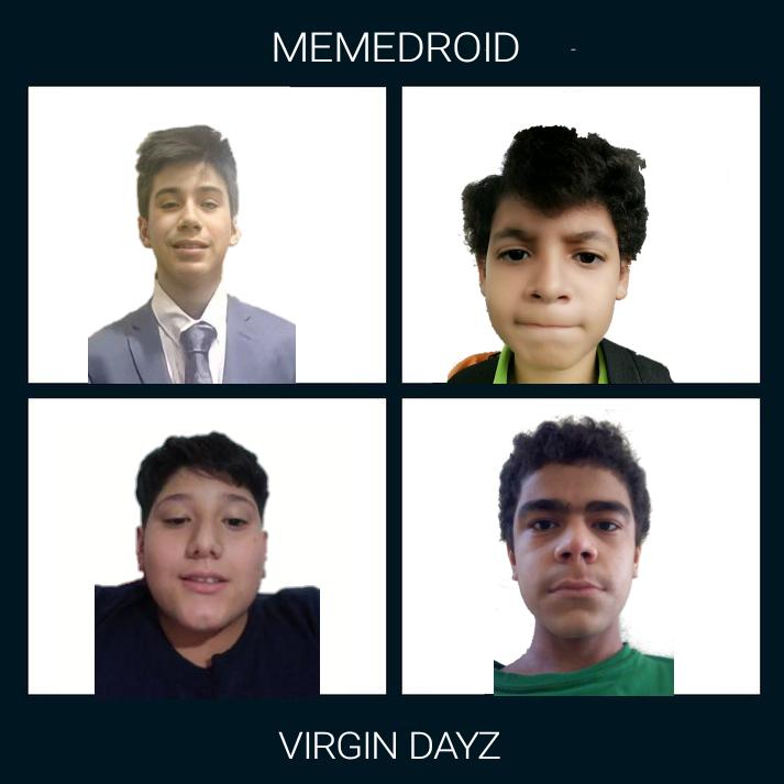 Virgin Dayz (Creditos a ALAPINTO por los png) - meme