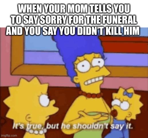 When everyone heres* - meme
