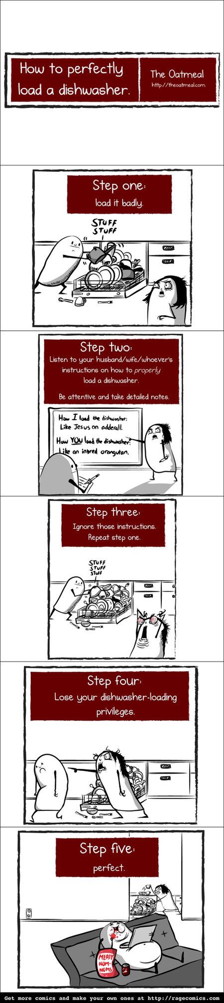 Gotta love oatmeal comics - meme