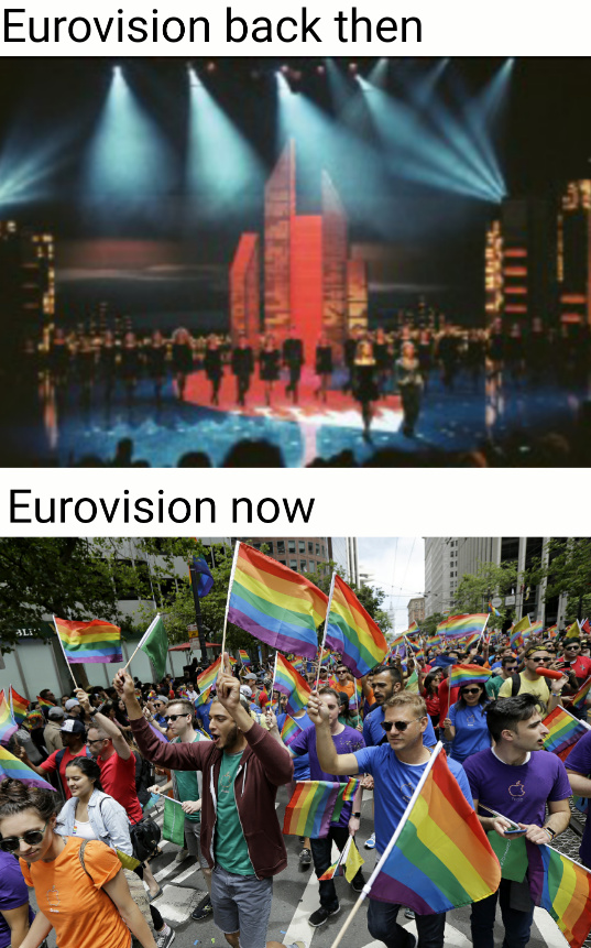 At least Hungary isn't as gay as most of the other countries - meme