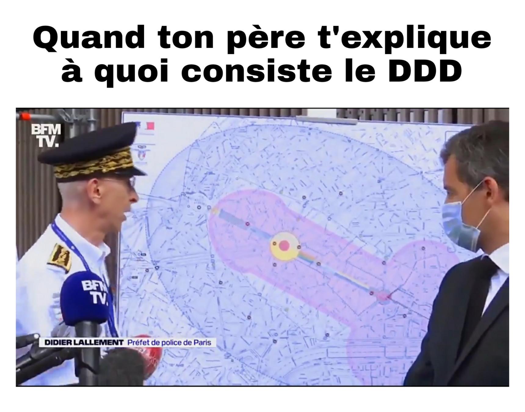 Préparatifs du DDD (quelque part dans le Nord de la France) - meme