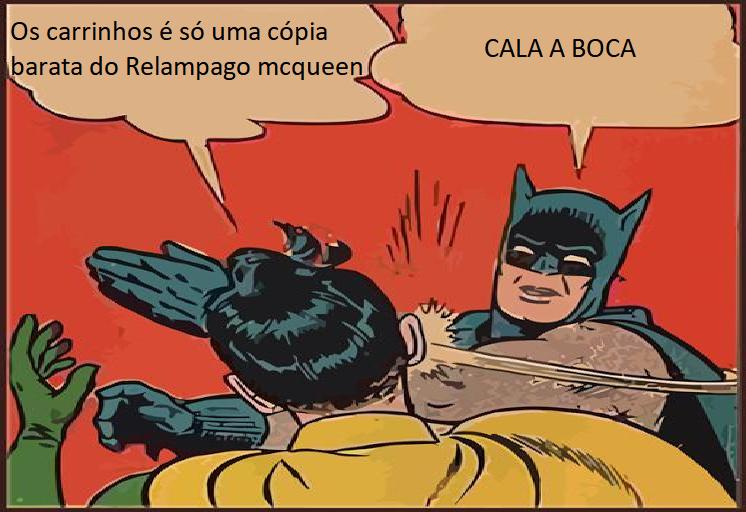 Robin nojento - meme