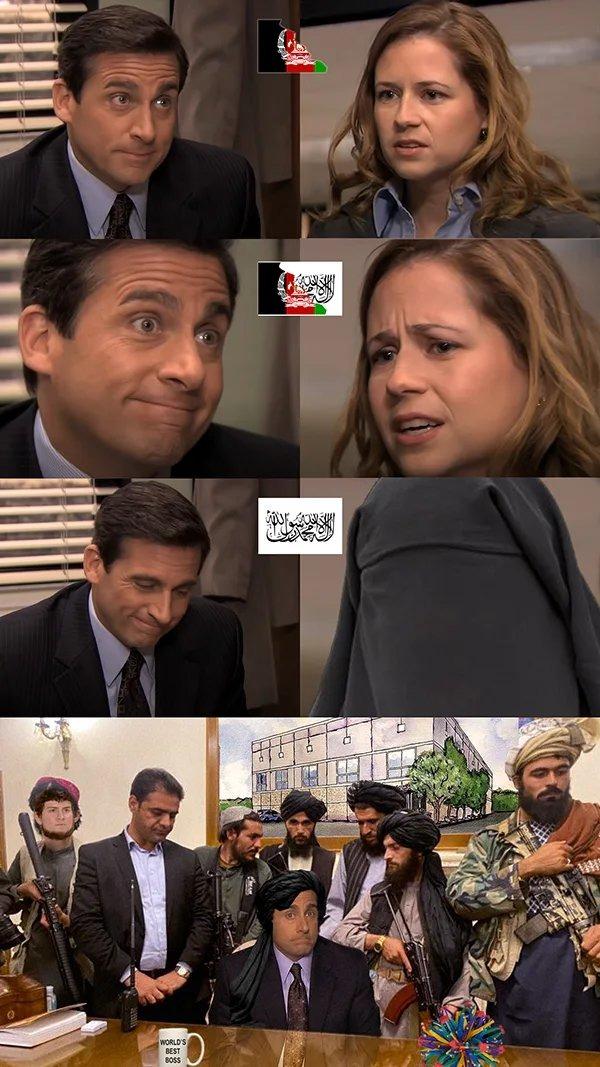 Afghanistan be like - meme