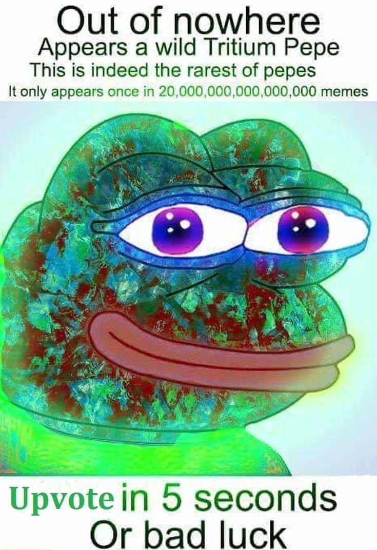 Pepe raro - meme