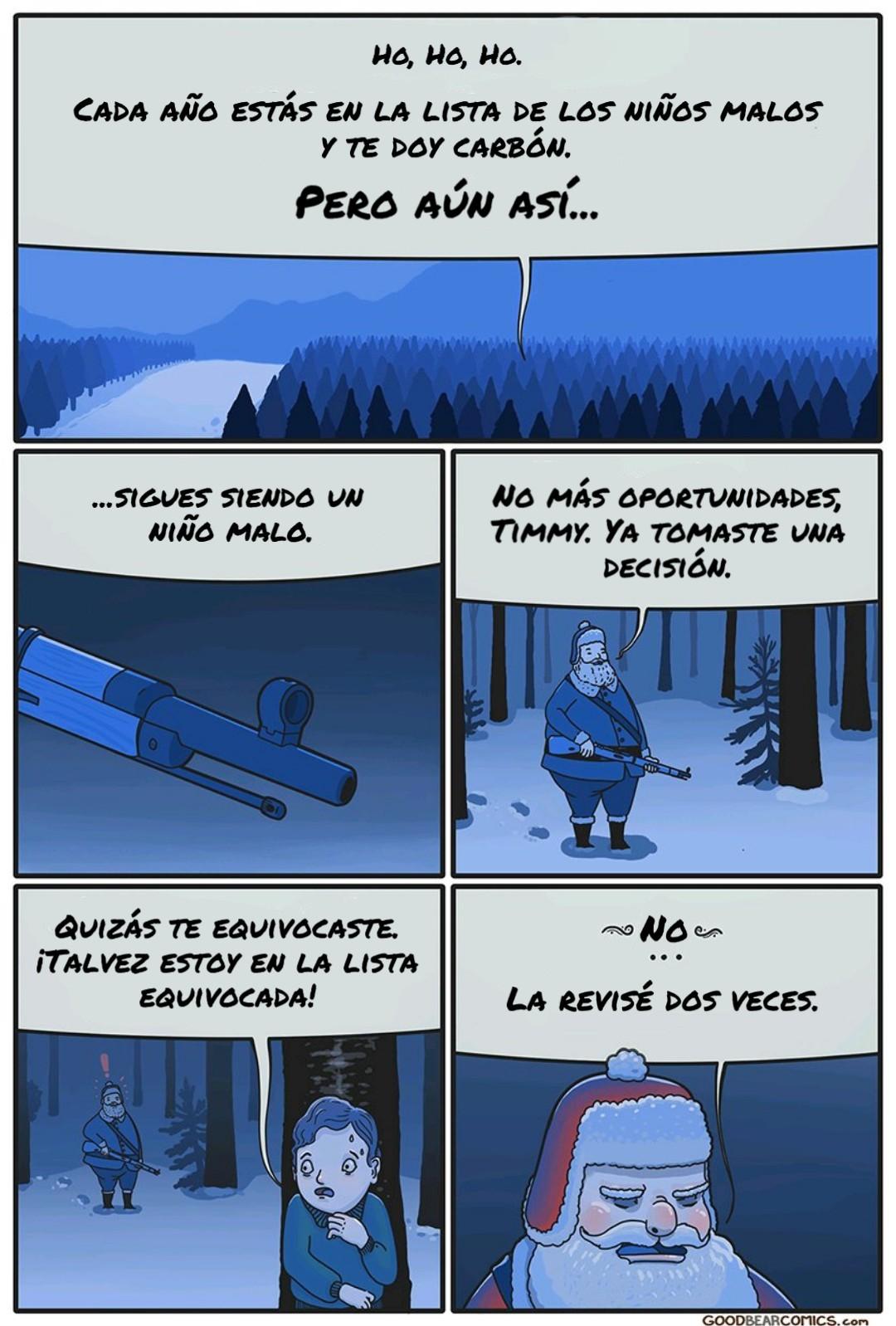 Ho, Ho, Ho. ¡Feliz Navidad!........................................[Traducción del Server Inglés] - meme