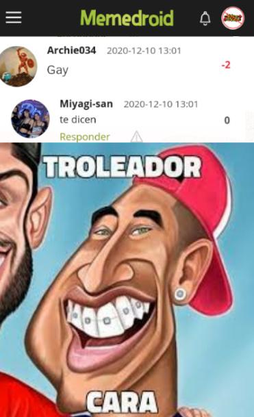 A es re trol - meme