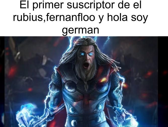 el todo poderoso - meme