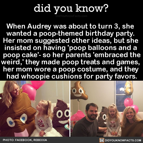 I know your pooping while your reading this! :)