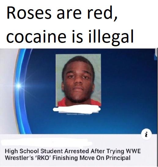 Dont do drugs - meme
