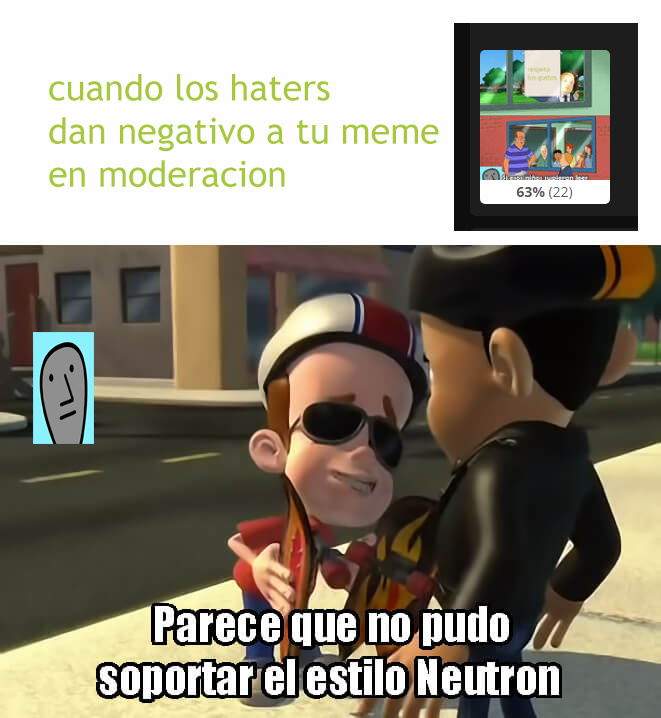 haters gonna hate - meme