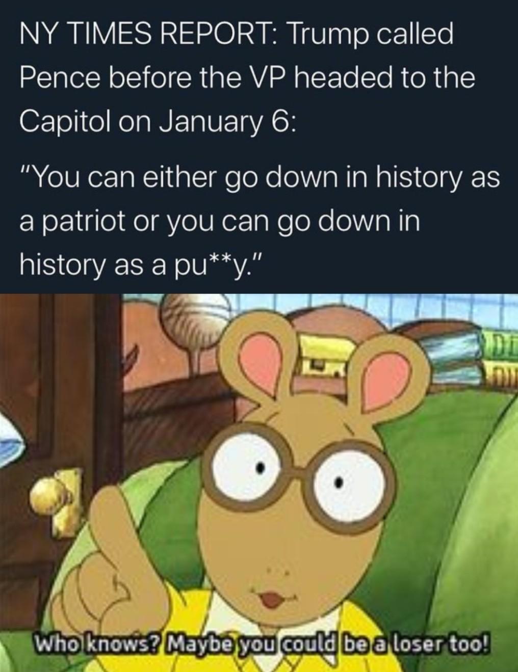 Pu$$y - meme