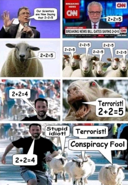 conspiracy theory - meme