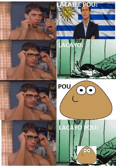 Jaja lacayo pou - meme