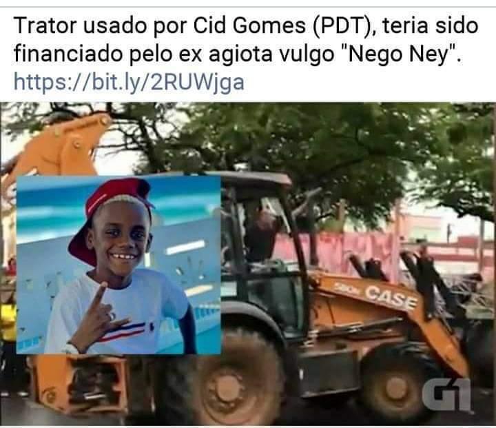 Nego Ney dnv - meme
