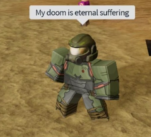 Eternal Doom - meme