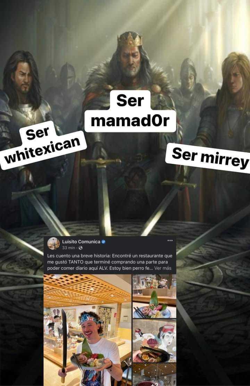 Grande Luisito - meme