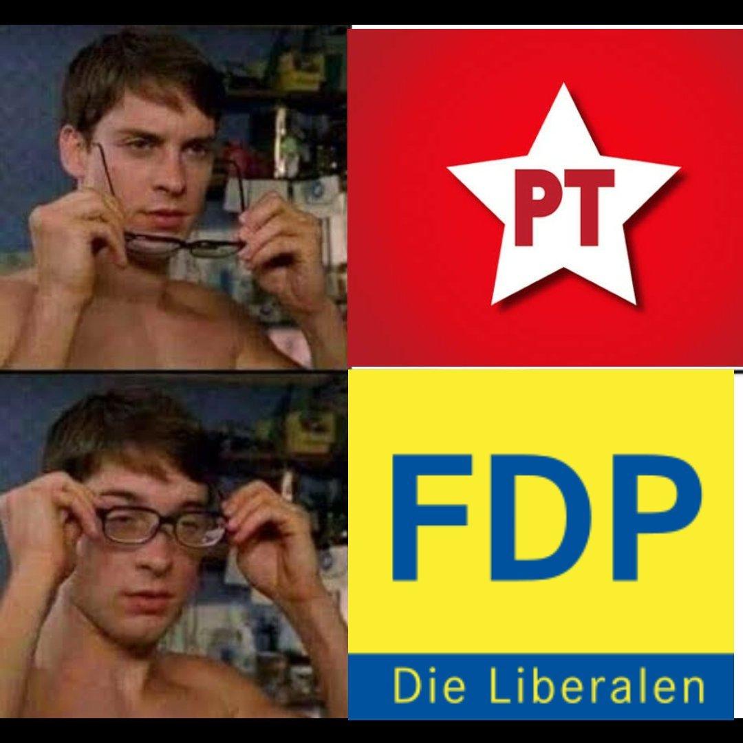 É um partido alemão - meme