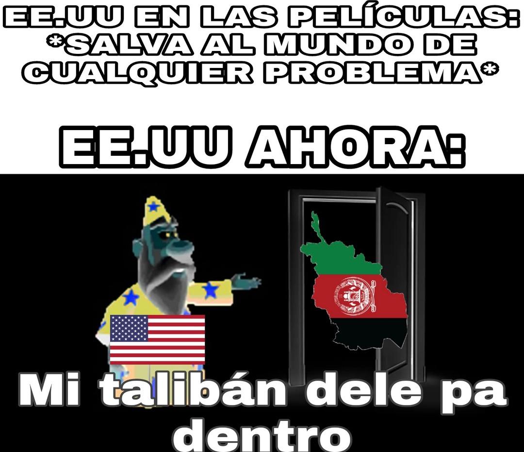 Momento gringo - meme