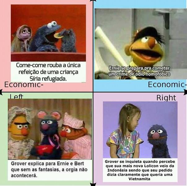 Escolham seus lados :v - meme