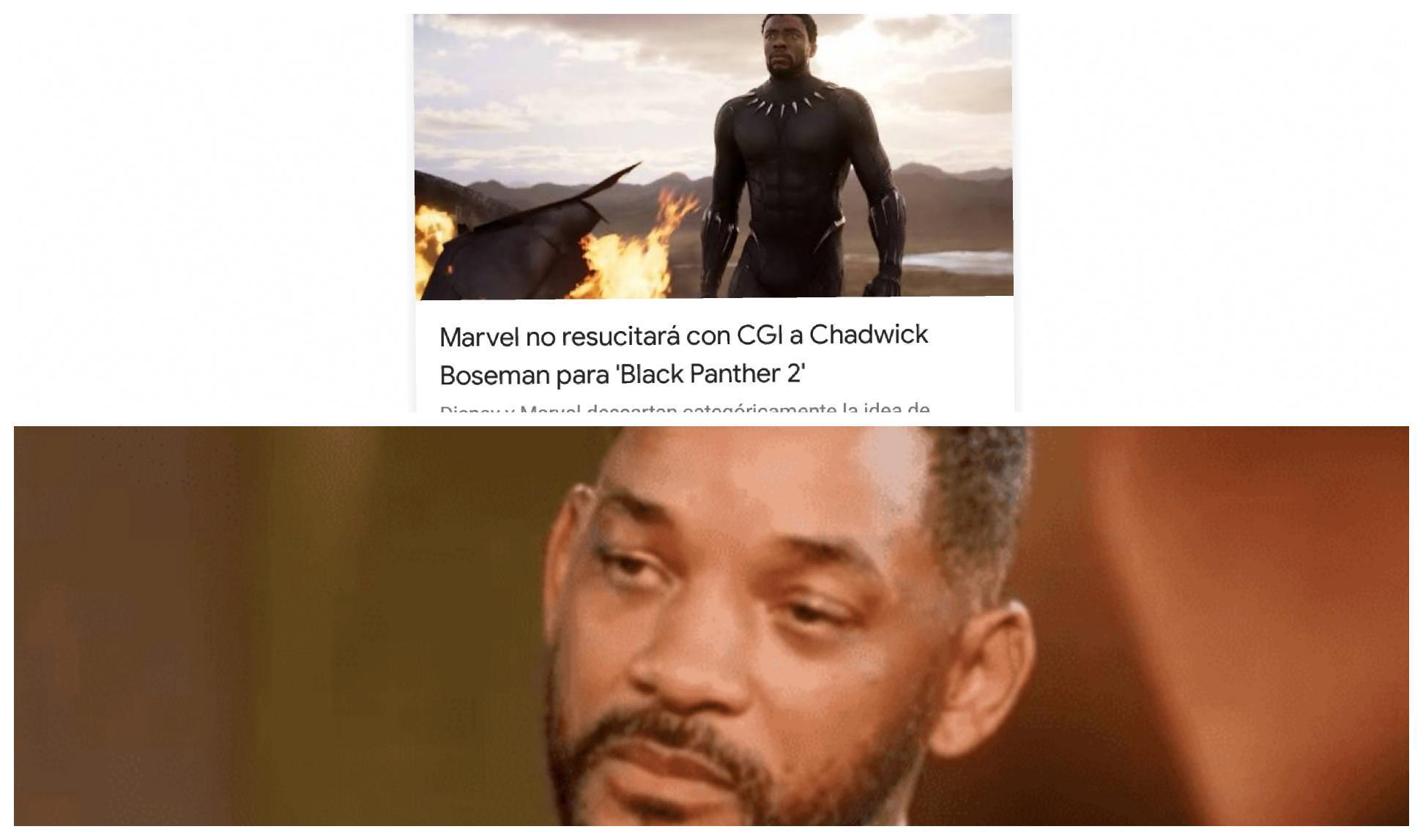 Wakanda 4ever - meme