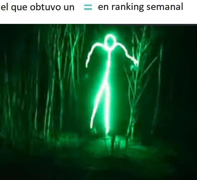 AUN MAS SI NO ESTA EN EL TOP 100 - meme