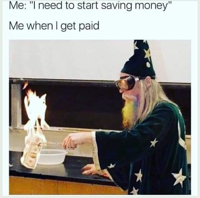 The real wiz biz - meme