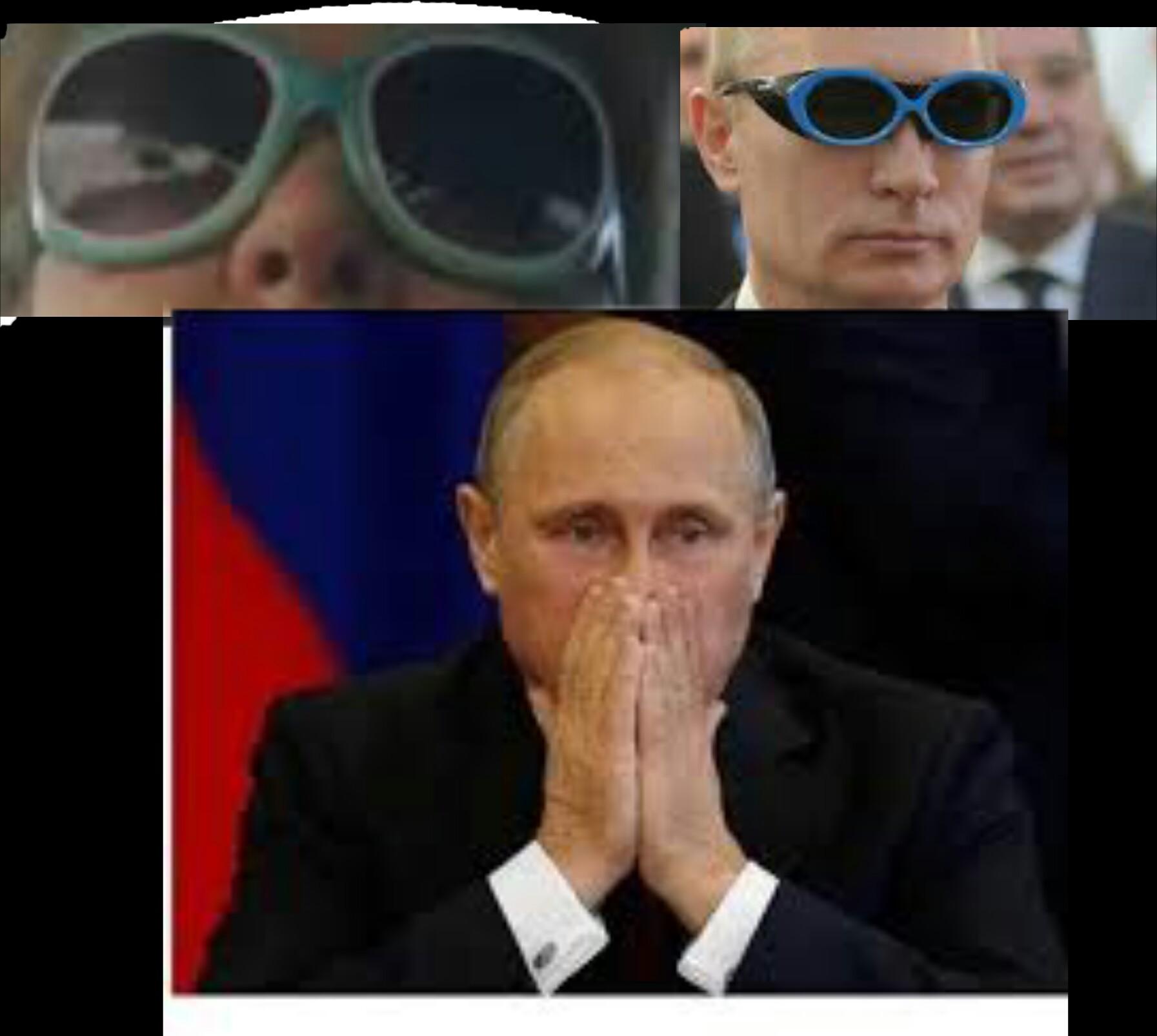 Putin 118 - meme